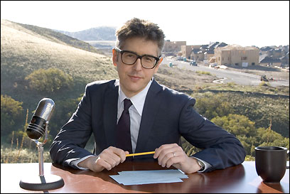 my pretend boyfriend, Ira Glass